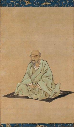 Itō Jakuchū by Kubota Beisen